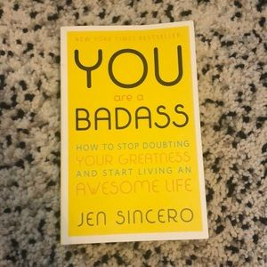 You Are a Badass Book